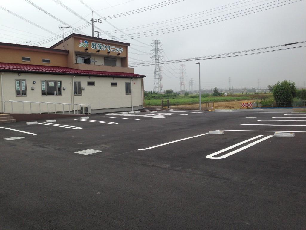 駐車場完備なのでらくらく通院♪のイメージ