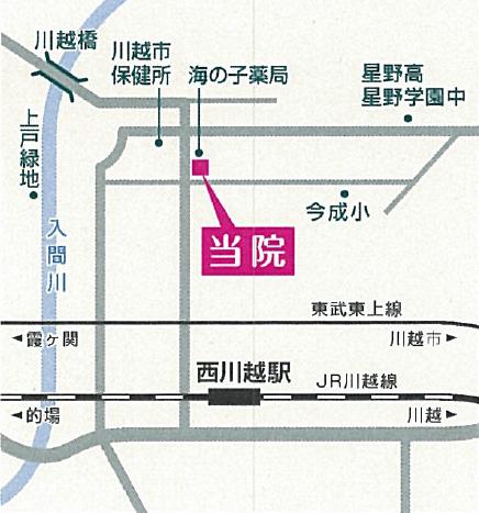 アクセス/地図/交通案内のイメージ